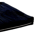 Comfy Living 2ft6 Small Single Futon Mattress in Black