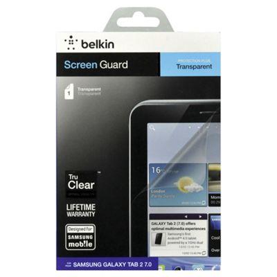 Belkin Screen Protector 7 Inch Samsung Galaxy Tab 2