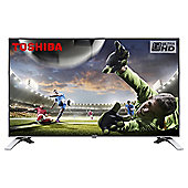 Toshiba 43U6663DB 43 Inch Smart 4K Ultra HD LED TV with Freeview Play