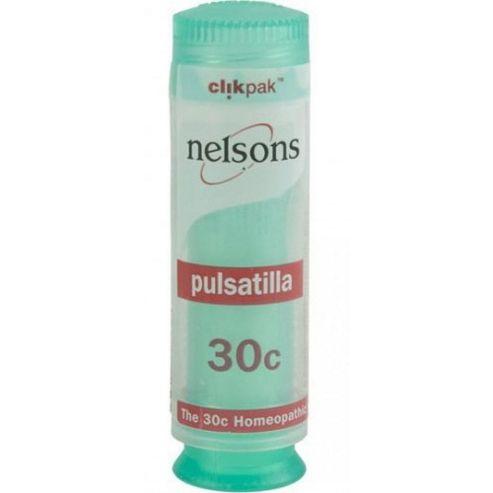 Nelsons Pulsatilla 30C 84 Pillules