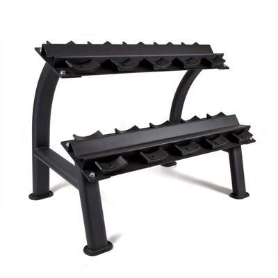 Raze Two Tier Dumbbell Rack (5 pair)