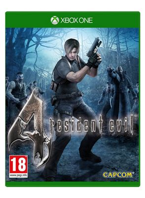 Resident Evil 4 (XB1)
