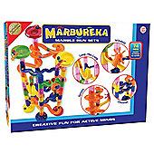 Marbureka 74 piece marble run set