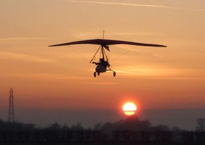 Microlight Flight 20 to 30 mins - Deluxe Selection