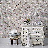 Superfresco Jocelyn Classic Floral Multi Wallpaper