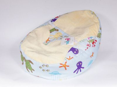 GaGa Cuddlesoft Baby Bean Bag - Under The Sea