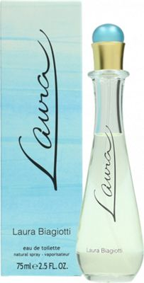 Laura Biagiotti Laura Eau de Toilette (EDT) 75ml Spray For Women