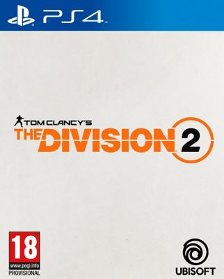 Tom Clancy's: The Division 2- PS4