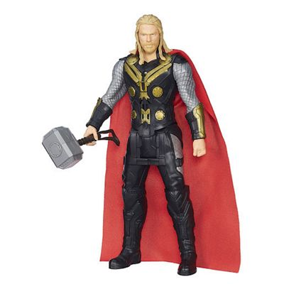 Marvel Avengers Age of Ultron Titan Hero Tech Thor Figure