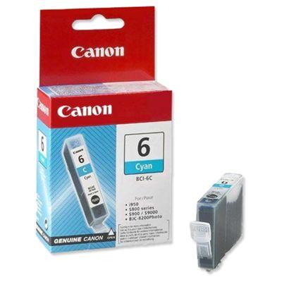 Canon BCI-6C (Cyan) Ink Cartridge