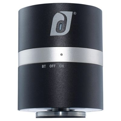 Damson Audio Twist Bluetooth Speaker, Black