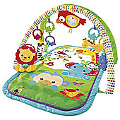 Fisher-Price 3-in-1 Musical Activity Baby Gym