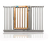 Bettacare Auto Close Gate Wooden with Two 14.4cm and 36cm Extensions
