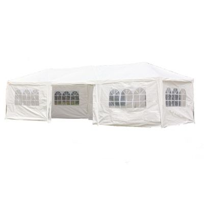 Palm Springs 9M X 3M Wedding Tent / Marquee / Gazebo with 6 Sidewalls