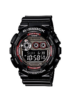 G-Shock Gents Strap Watch GD-120TS-1ER