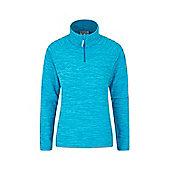 Mountain Warehouse Snowdon Melange Womens Fleece ( Size: 14 )