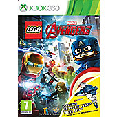 Lego Marvels Avengers Quinjet Minifig Xbox 360
