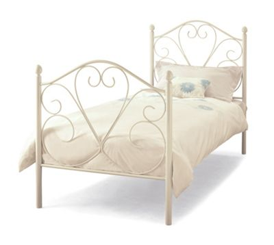 Serene Furnishings Isabelle Single Bed Frame