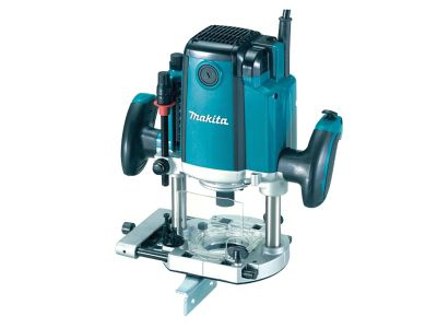 Makita RP1801 KX 110 Volt 1/2in Router & Case 1650w Fixed Speed