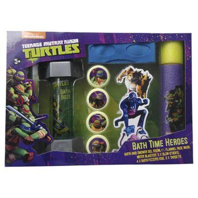 Buy Teenage Mutant Ninja Turtles Bath Time Heroes from our