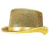 Bristol Novelty - Top Hat - Gold