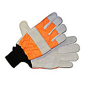 The Handy Chainsaw Gloves - Medium