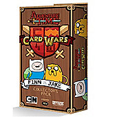 Adventure Time Card Wars Finn vs Jake TCG Collectors Pack