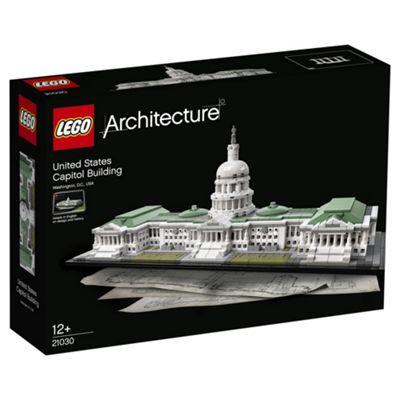LEGO Architect United States Capitol Building 21030