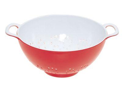 Kitchen Craft Colour Works Colander Red 15cm