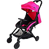 Red Kite Push Me Cube Stroller (Hot Pink)