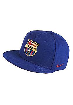 Nike FC Barcelona Core Adjustable Hat - Blue