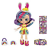 Shopkins Shoppies Themed Dolls - Rainbow Kate Bunny