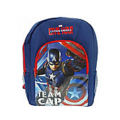 Character Marvel 'Captain America' Civilwar Sports Backpack