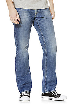 F&F Loose Fit Jeans - Mid wash