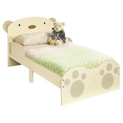 Snuggle Time Bear Hug Toddler Bed