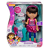 Dora and Friends 28cm Chat with Me Dora Doll