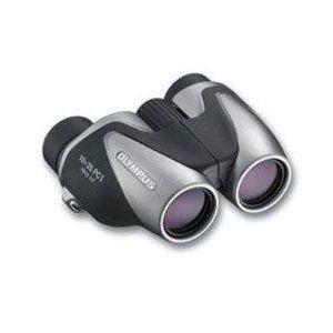 Olympus 10 x 21 DPC I Silver Binocular
