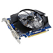 Gigabyte Ultra Durable 2 GV-N730D5-2GI GeForce GT 730 Graphic Card - 902 MHz Core - 2 GB GDDR5 - PCI Express 2.0 x8