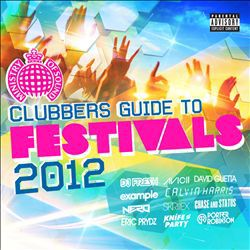 Clubbers Guide To Festivals 2012 (3CD)