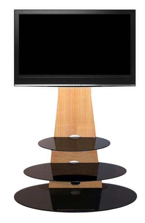 Gecko Orbit TV Stand - Light Oak