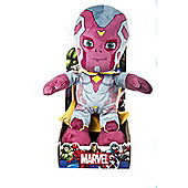 "Posh Paws Marvel 10"" Plush VISION"