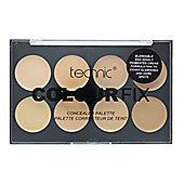 Technic Colour Fix 8 Colour Cream Concealer Palette-Light