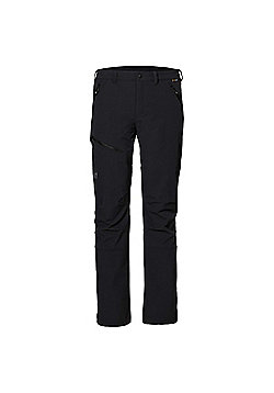 Jack Wolfskin Mens Activate Pants - Black