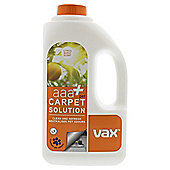 Vax AAA+ Pet Carpet Cleaning Solution