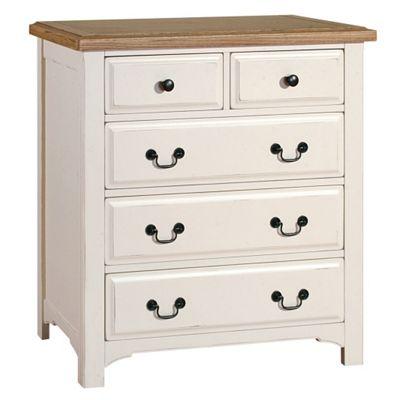 Kelburn Furniture Savannah 2 Over 3 Drawer Deep Chest