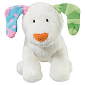 The Snowman Snowdog Bean Toy