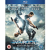 Insurgent - Blu-Ray (2D Only)