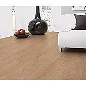 Westco 8mm V-Groove Waveless Oak Nature Laminate Flooring