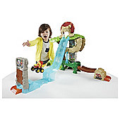 Blaze Stunts And Jumps Jungle Playset