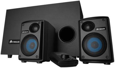 Corsair SP2500 Audio Series 232 Watt 2.1 PC Speaker System